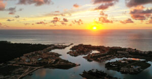 Marina Cap Cana Sunrise